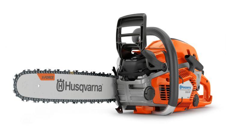 Husqvarna 550 Mk2 - 15